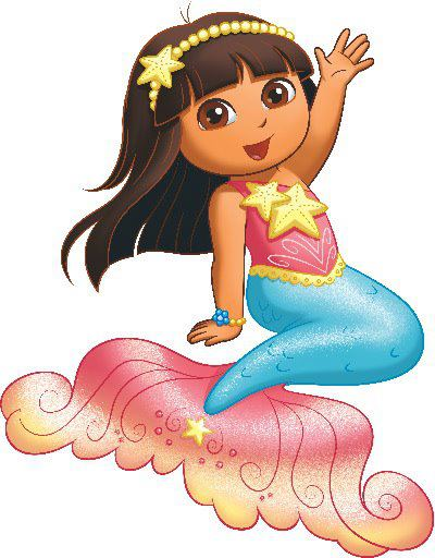 Dora Mermaid Quotes Dora Saves The Mermaids Photo Really