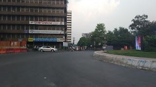 Kawran Bazar Road