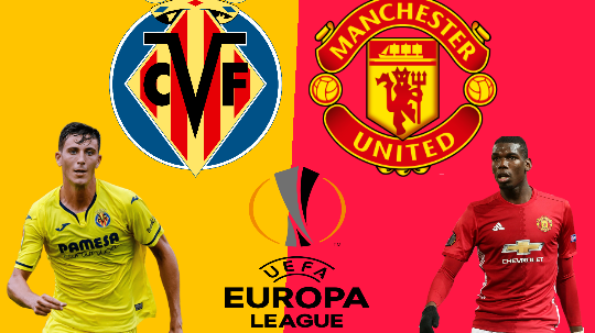 نتيجة مباراة مانشستر يونايتد ضد فياريال ... اليوم نهائي الدوري الأوروبي