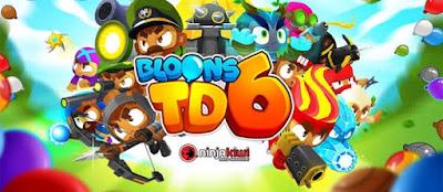 تحميل لعبة bloons td 6 مجاناً