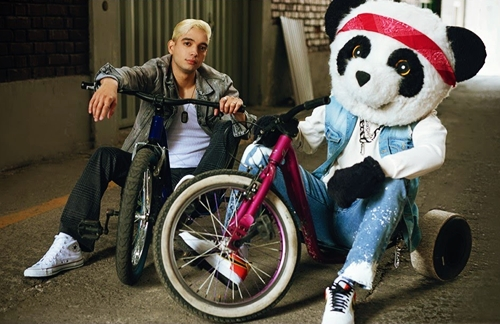Cancion De Nando Y Panda | Yolo Aventuras Lyrics