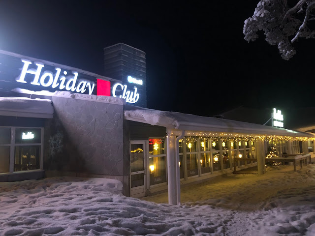 Kokemuksia Holiday Club Saariselän kylpylähotellista