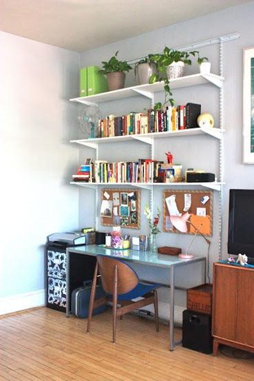 meja tulis - table desk idea room