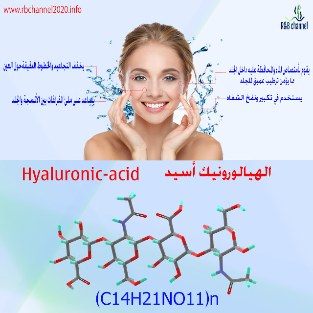 الهيالورونيك اسيد - Hyaluronic acid