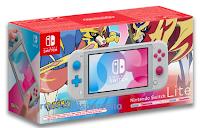 Logo GameStop Zing Vinci Nintendo: 40 Nintendo Switch Lite Zacian & Zamazenta Limited Edition