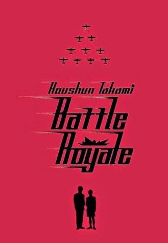 Review of the novel Battle Royale by Koushun Takami