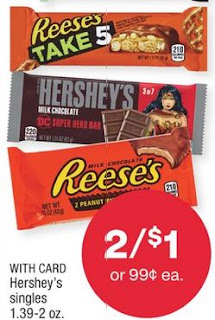 Sweet Deal on Reese's Peanut Butter Cups at CVS