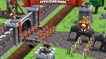 Grow empire (Roma) App