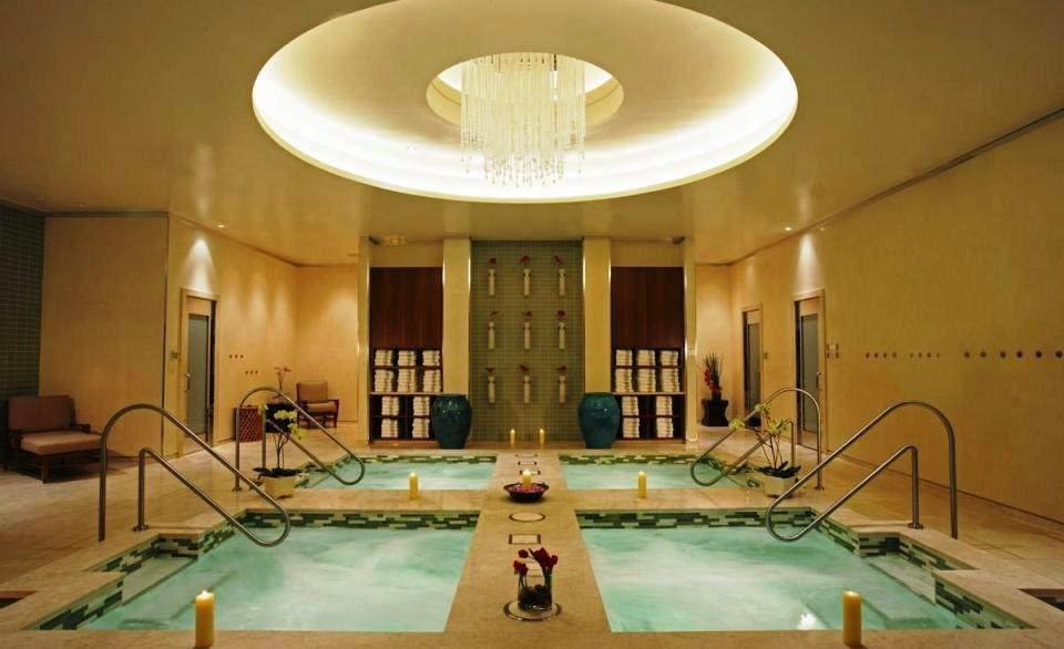 Spas dos hotéis em Las Vegas