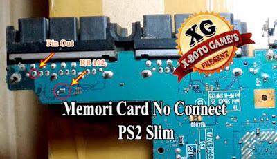 Memori Card Tidak Konek