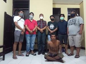 Pelaku Pencuri 2 Unit HP di Desa Kampiri Wajo ditangkap di Soppeng