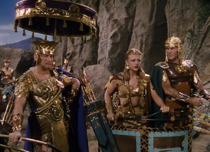 Chroniques du Cinéphile Stakhanoviste: Samson et Dalila