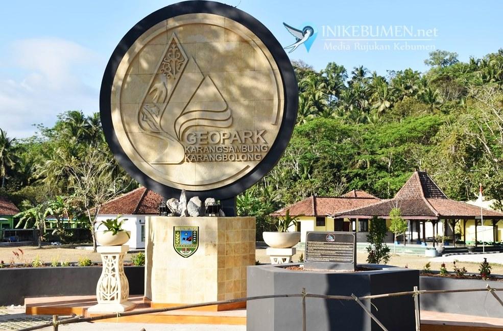 Keren, Tugu Geopark di Karangbolong Mulai jadi Tempat Primadona Selfie