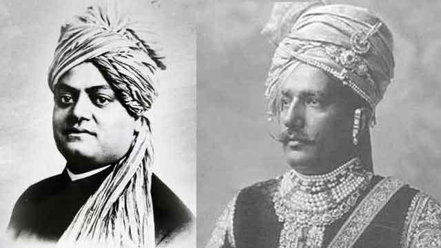 स्वामी विवेकानंद की खेतड़ी नरेश अजीत सिंह से आत्मीयता