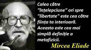 Maxima zilei: 13 martie - Mircea Eliade