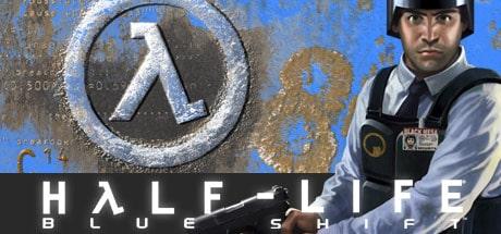 Halft-Life Blue Shift via Steam