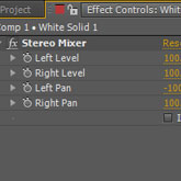 Audio Mixer Stereo, Panduan, Cara, After Effects, Dasar-dasar After Effects, motion design, Motion Graphics, Tutorial,