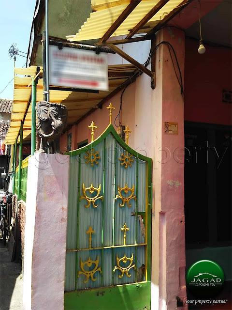 Rumah Dijual area Malioboro Jogja