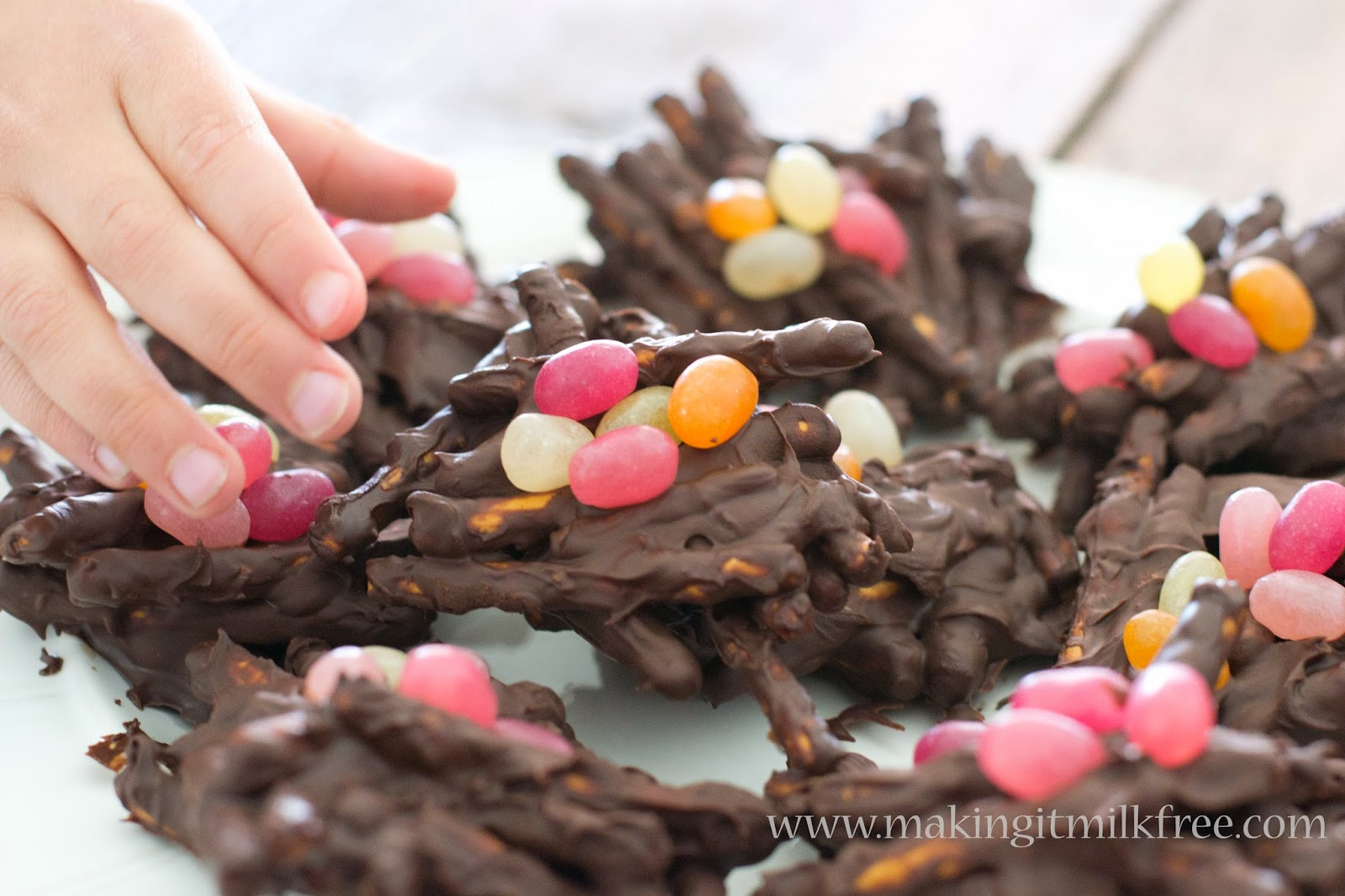 #glutenfree #dairyfree #easter #treats #chocolate
