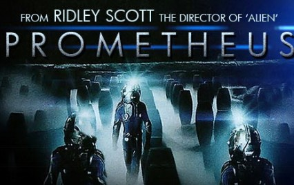 Prometheus new trailers and Release Date of 2012 Alien Sci-Fi Movie