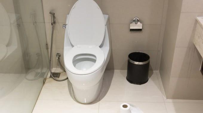Bilik Air Dan Tandas Bersih Berseri-seri
