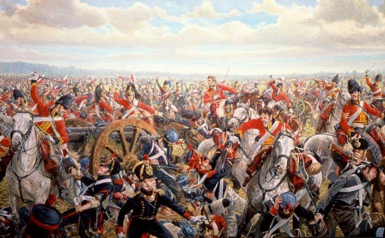 Фиаското на Наполеон. Битката при Ватерло - История, наука, факти ...