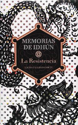 Memorias de Idhún: La Resistencia de Laura Gallego