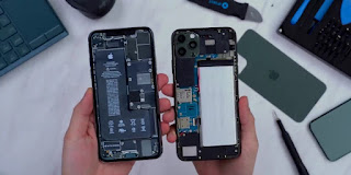 Perbedaan iPhone HDC dan Asli