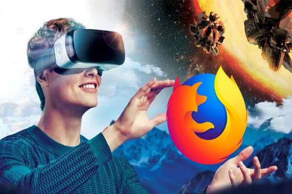موزيلا تعلن عن متصفحها الجديد للواقع الافتراضي والمعزز!