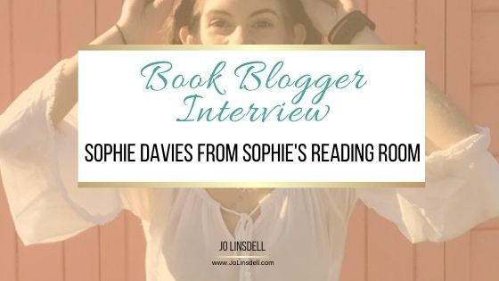 Book Blogger Interview Sophie Davies from Sophie's Reading Room