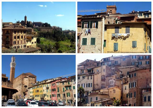 Piazza del Mercato en Siena, una sorpresa