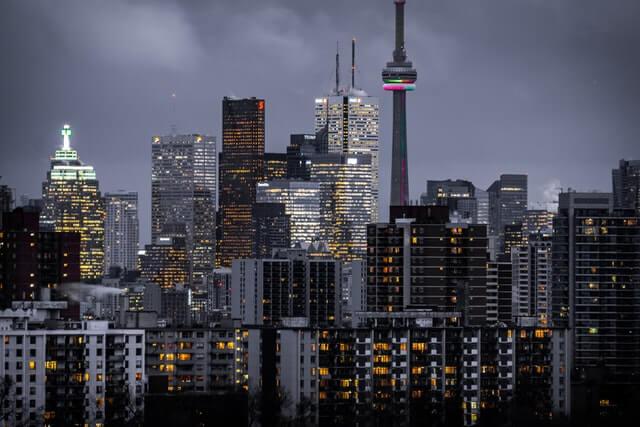 Atividades noturnas Toronto