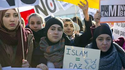Atentados, Barcelona, Cambrils, Izquierda, Islam, Stop islam, Odio, Religión