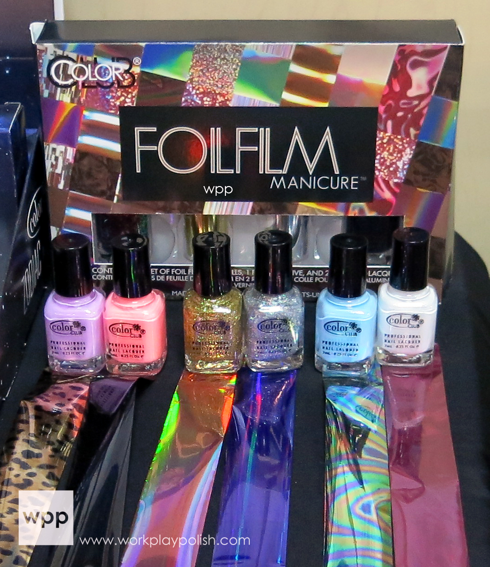 Color Club Foil Film