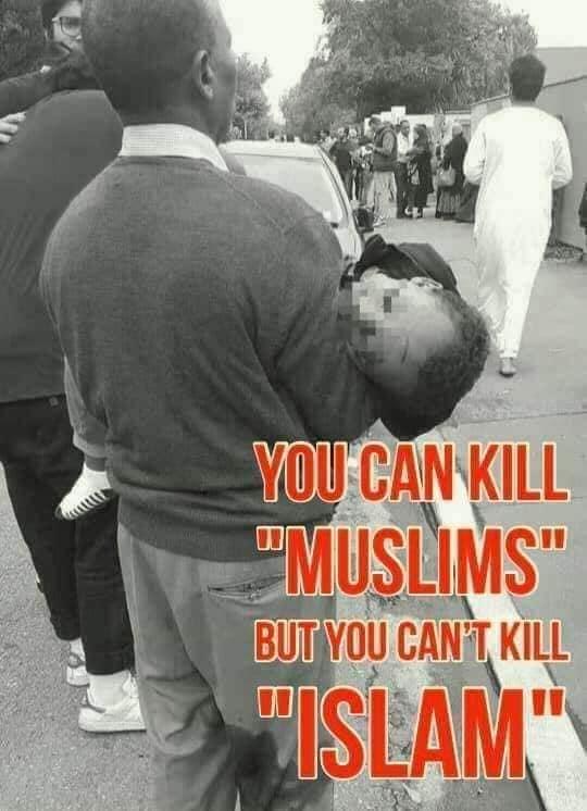 Islam - Membongkar Tragedi Berdarah Di Masjid Christchurch, New Zealand.