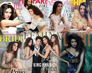 Magazine Photoshoot