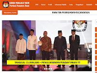 """Rekrutmen PPK - Panitia Pemilihan Kecamatan """"PENGUMUMAN PENDAFTARAN 15 JAN 2020"""" Seluruh Kab/kota"""