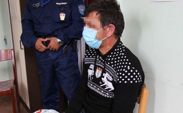Megkötözte és megszúrta apját egy nyíregyházi fiatal - videó