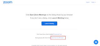 Cara Relay Zoom Meeting Agar Bisa Diikuti Oleh Banyak Orang