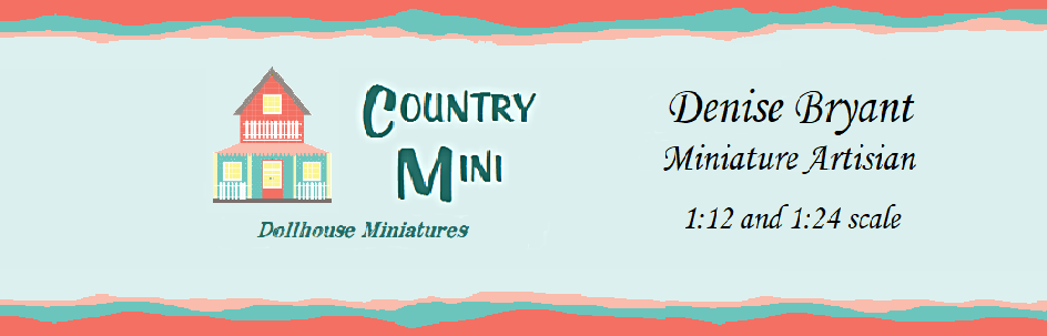 Country Mini - Making miniature memories one at a time.