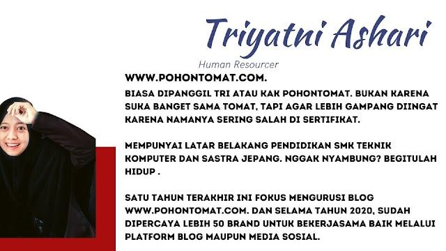 Triyatni Ashari