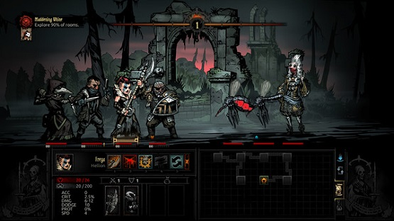 Darkest Dungeon: The Crimson Court Free Download Pc Game