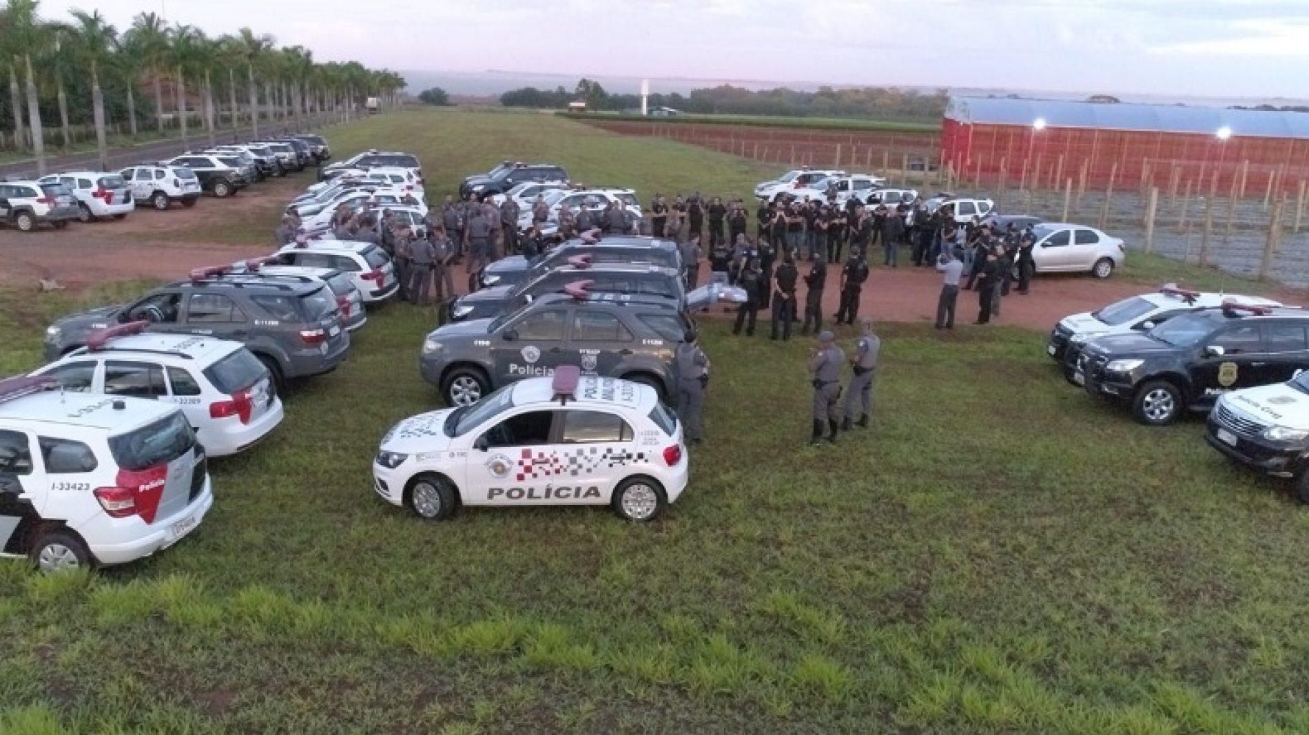 Polícia Civil deflagra operação Jingle Bells contra o tráfico em Bebedouro