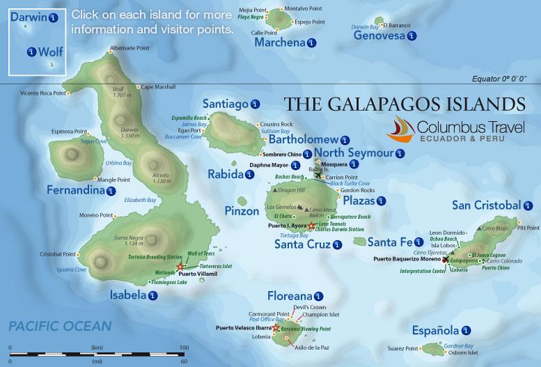 Galapagos Islands Natural Resources