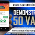 DEMONSTRADORA. 50 VAGAS PARA EMPRESA DE TERCEIRIZAÇÃO DE SERVIÇOS