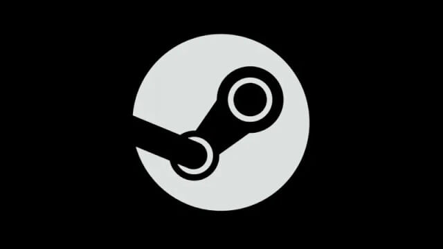 steam black bg