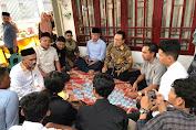 Muda Seudang Aceh Melayat Ke Rumah Duka Ibunda Bupati Aceh Utara