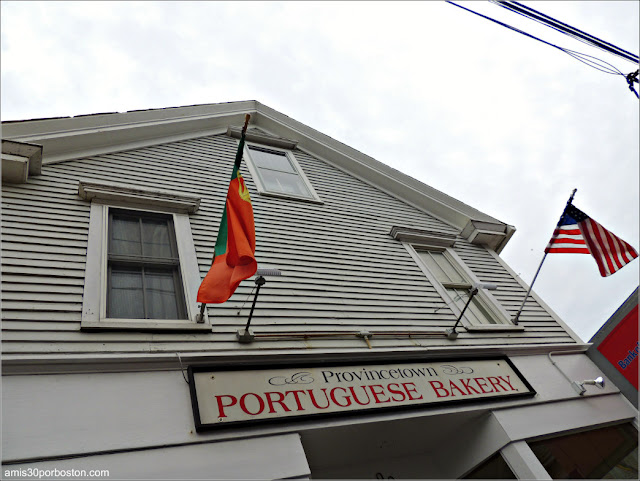 Pastelería Portuguesa de Provincetown, Cape Cod