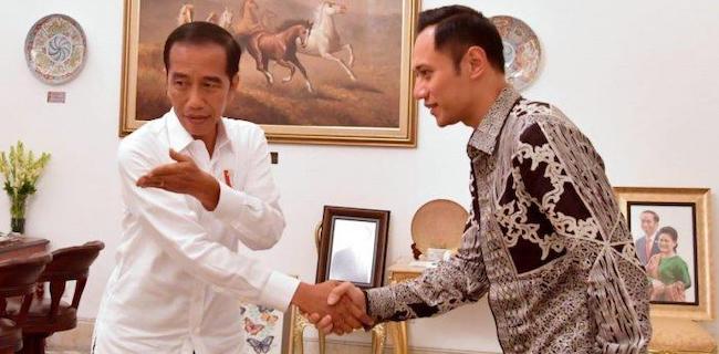 Lebih Baik AHY Jadi Simbol Oposisi Daripada Terima Tawaran Jokowi