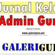 Jurnal PAI Kelas 3 SD/MI Semester 2 K13 Revisi 2018 || Galeri Guru